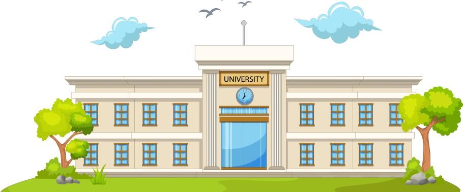 Image of a university